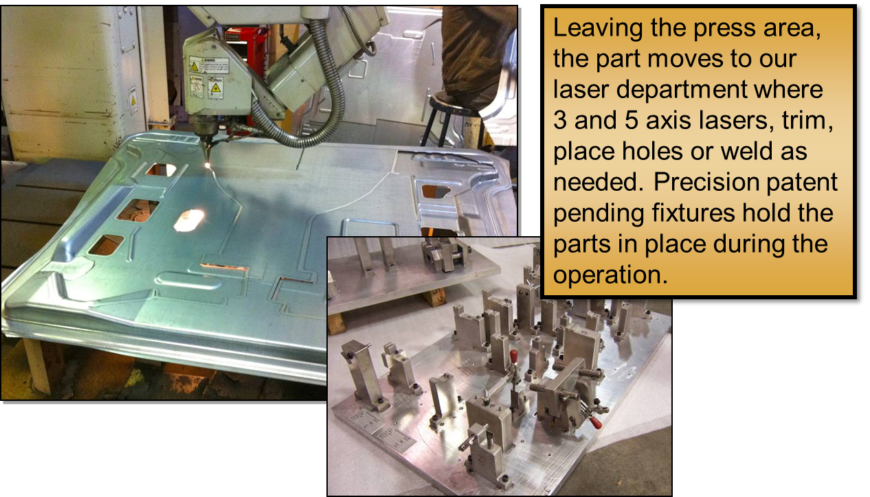 5 axis laser