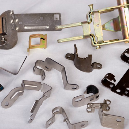Assorted Clips-n-Clamps